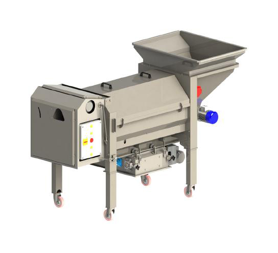 <strong>MADRINA 200</strong> Produzione oraria 18.000-20.000 Kg/h