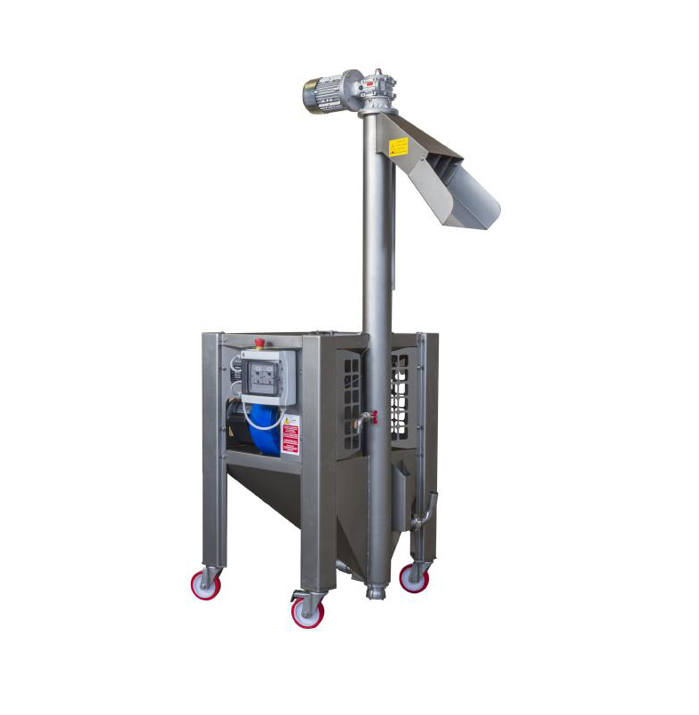 <strong>DLE BABY</strong> Produzione oraria fino a 120 Kg/h
