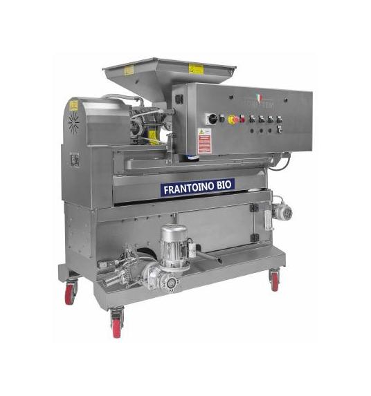 <strong>FRANTOINO BIO</strong>  Produzione oraria 50-60 Kg/h