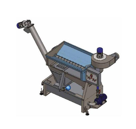 <strong>DLE MAXI</strong> Produzione oraria fino a 1000 Kg/h