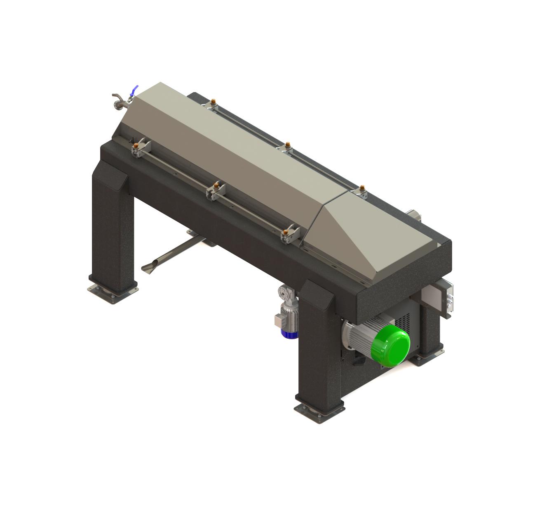 <strong>DECANTER DMX-750</strong> Produzione oraria 650-750 Kg/h