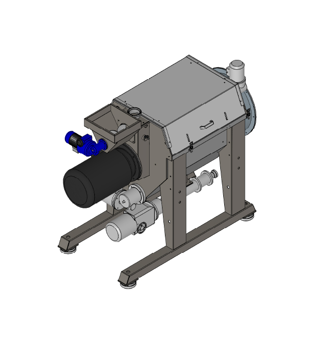 <strong>DN-1000 DEPITTING MACHINE</strong>