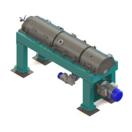 <strong>DMT.15 DECANTER</strong> Hourly production 1300-1500 Kgs/h