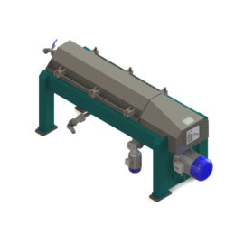 <strong>DMT.5 DECANTER</strong> Hourly production 400-500 Kgs/h