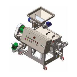 <strong>OLIOMIO 80 PLUS</strong> Produzione oraria 70-80 Kg/h